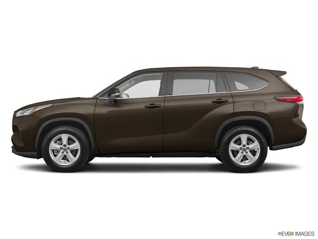 New 2021 Toyota Highlander in Abilene, TX