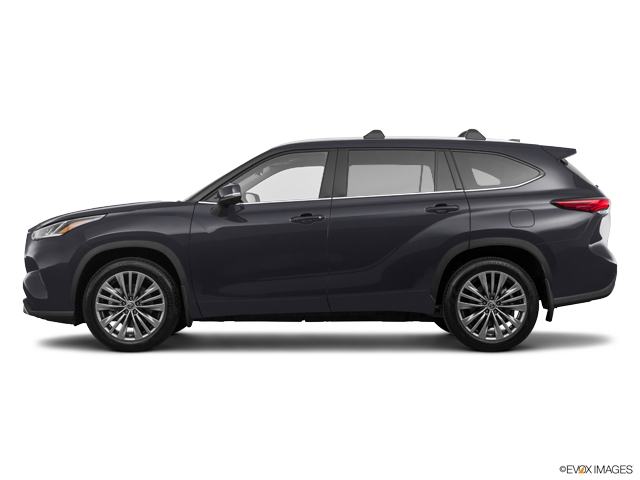 New 2021 Toyota Highlander in Akron, OH