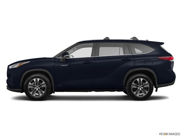 New 2021 Toyota Highlander Hybrid in New Rochelle, NY