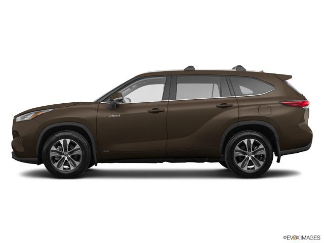 2021 Toyota Highlander Hybrid LE