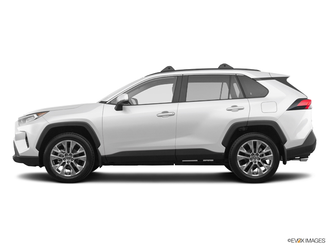 New 2021 Toyota RAV4 in Abilene, TX