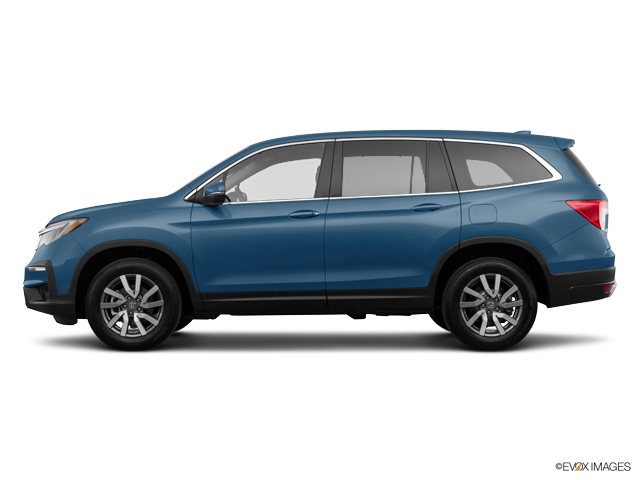 New 2021 Honda Pilot in Westerville, OH