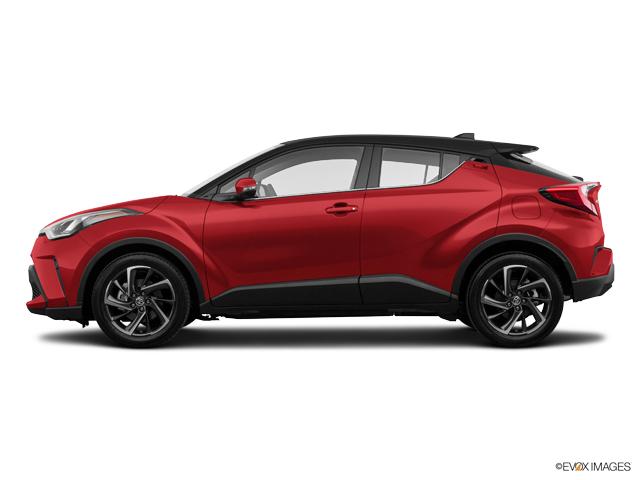 2021 Toyota C-HR Nightshade