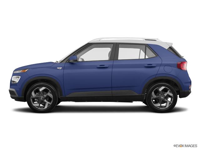 2021 Hyundai Venue Denim