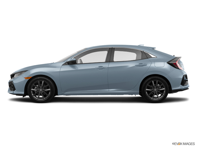 New 2021 Honda Civic Hatchback in Olympia, WA