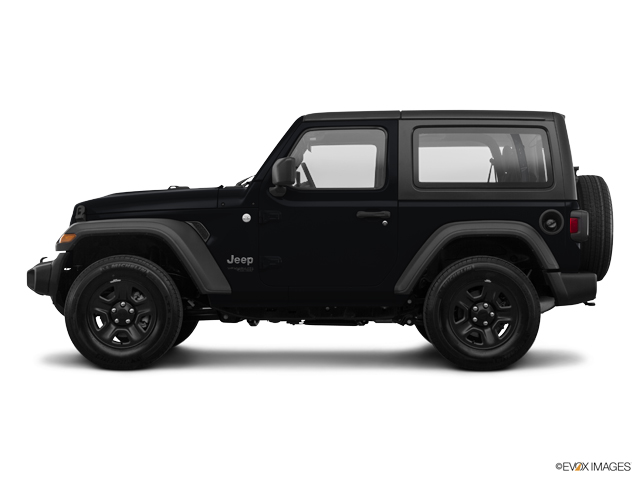 2021 Jeep Wrangler Rubicon