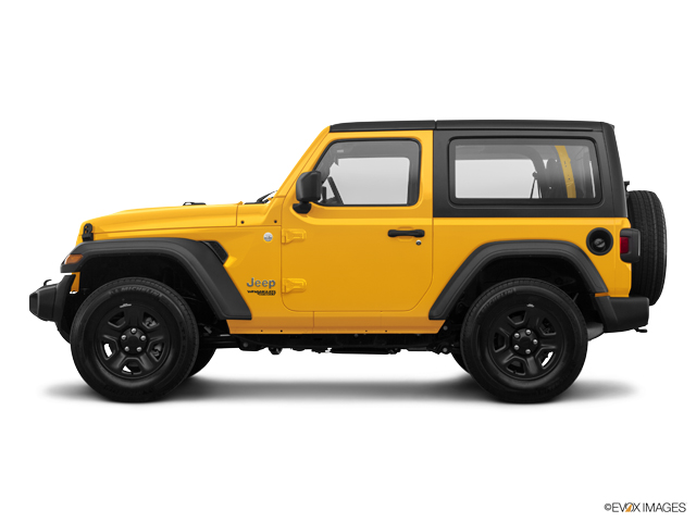 2021 Jeep Wrangler 80th Anniversary 4x4