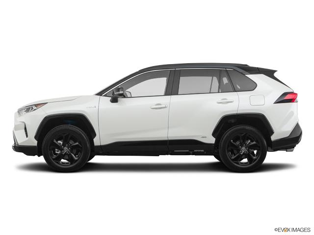 New 2021 Toyota RAV4 in Burlingame, CA
