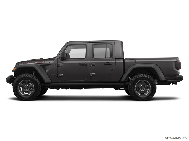 2021 Jeep Gladiator Rubicon 4x4