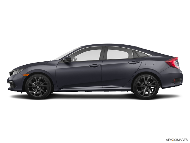 2021 Honda Civic Sedan Sport CVT