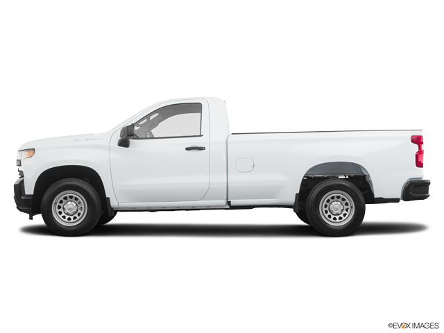 2021 Chevrolet Silverado 1500 Work Truck