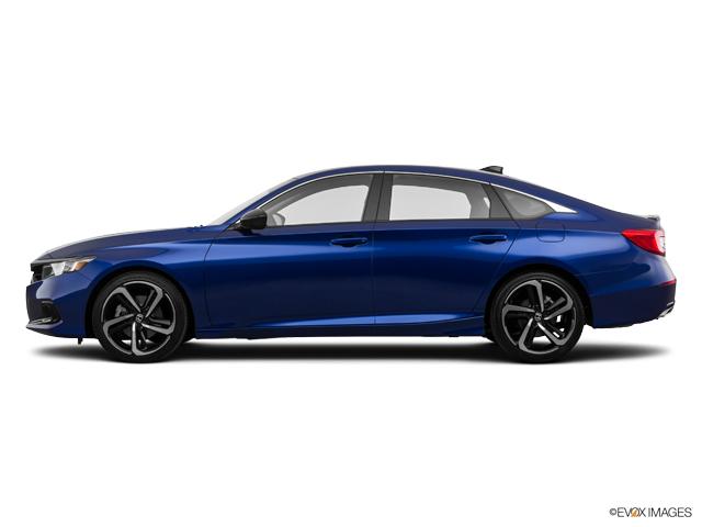 2021 Honda Accord Sedan Sport SE 1.5T CVT