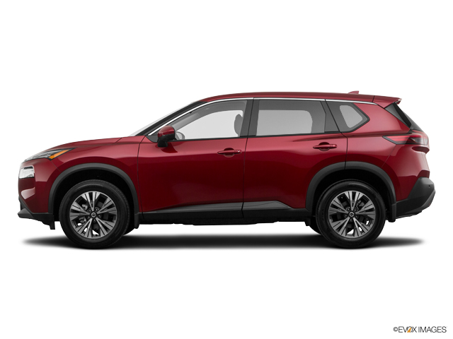 2021 Nissan Rogue S