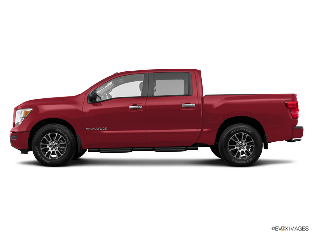 New 2021 Nissan Titan in , OH