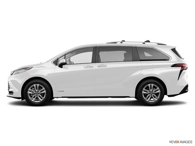2021 Toyota Sienna Limited