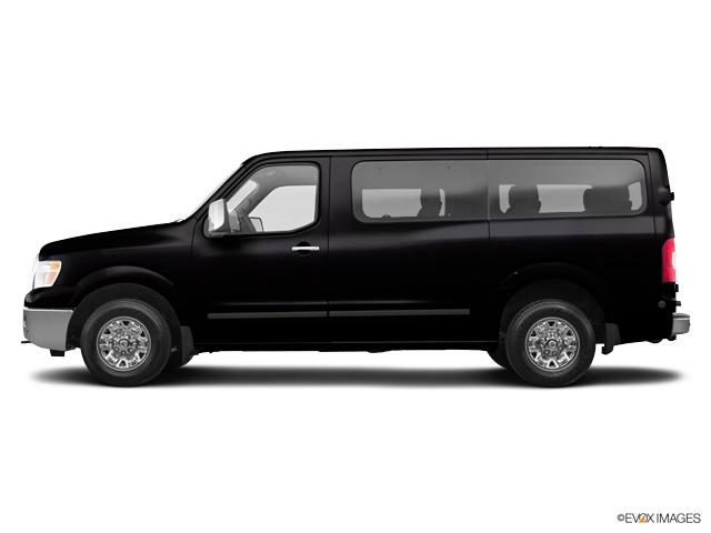 2021 Nissan NV Passenger NV3500 HD SL