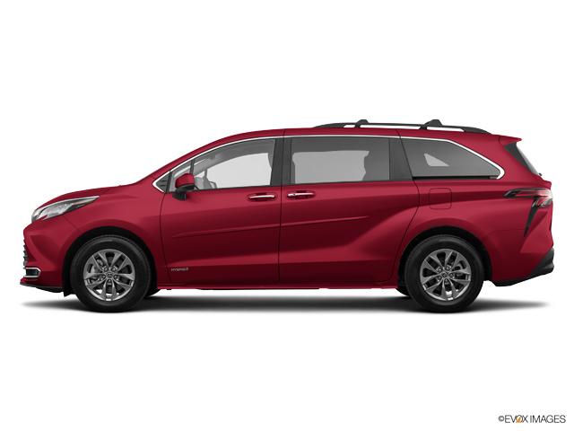 New 2021 Toyota Sienna in Abilene, TX