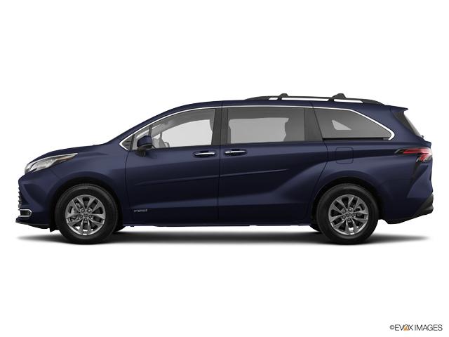 2021 Toyota Sienna XLE AWD Hybrid XLE
