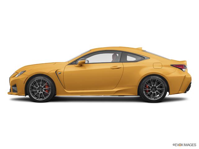 2021 Lexus RC F F