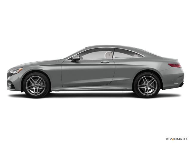2021 Mercedes-Benz S-Class S 580