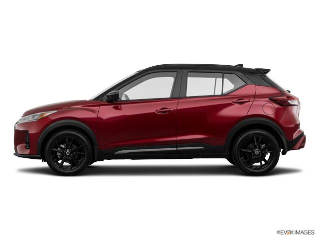 2021 Nissan Kicks SR