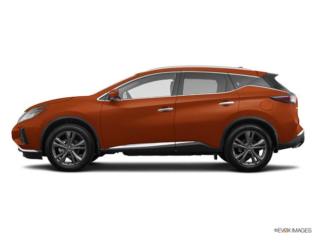 2021 Nissan Murano AWD Platinum