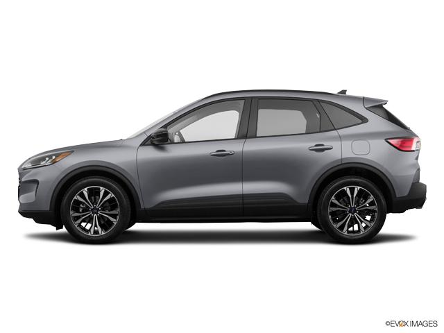2021 Ford Escape Titanium Plug-In Hybrid