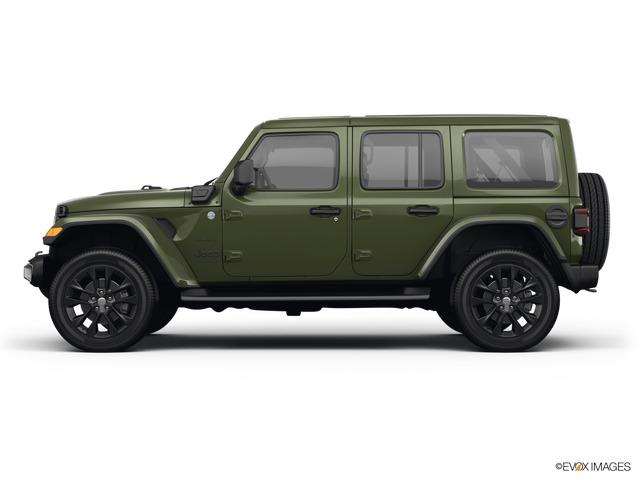 2021 Jeep Wrangler 4xe Unlimited Sahara