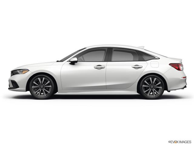 2022 Honda Civic Sedan EX