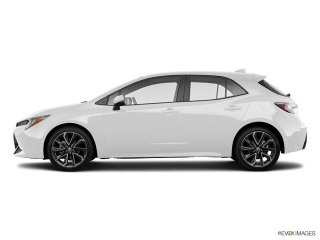 2022 Toyota Corolla Hatchback Nightshade
