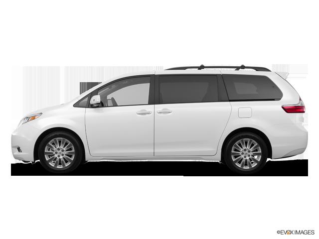2015 Toyota Sienna Ltd