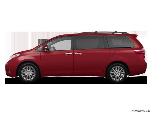 2015 Toyota Sienna Ltd Premium