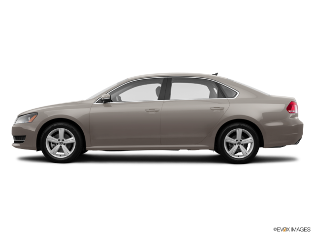 2015 Volkswagen Passat 1.8T Limited Edition