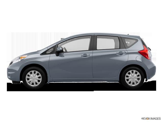 2015 Nissan Versa Note Note SV Hatchback 4D