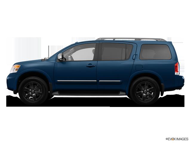 2015 Nissan Armada Platinum