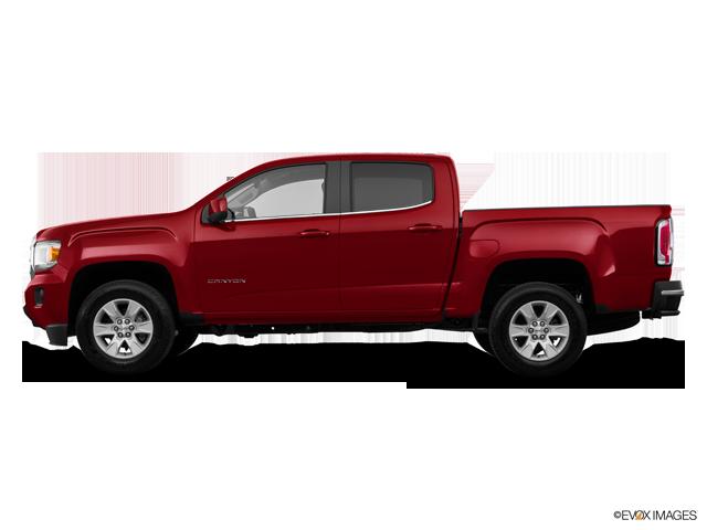2015 GMC Canyon 2WD SLE