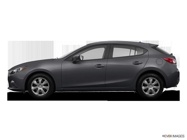 2015 Mazda Mazda3 s