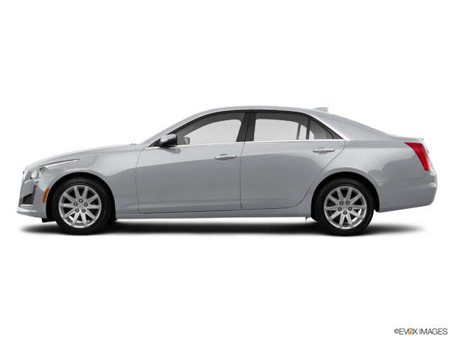 2015 Cadillac CTS Sedan 2.0L Turbo Luxury