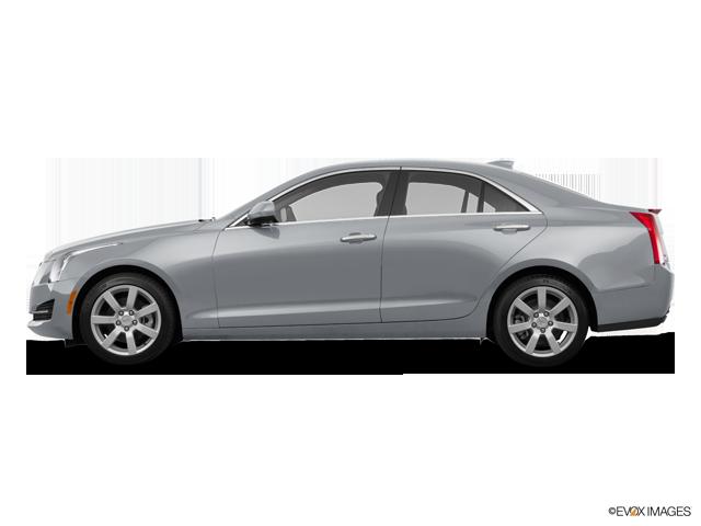 2015 Cadillac ATS Sedan 2.0L Turbo