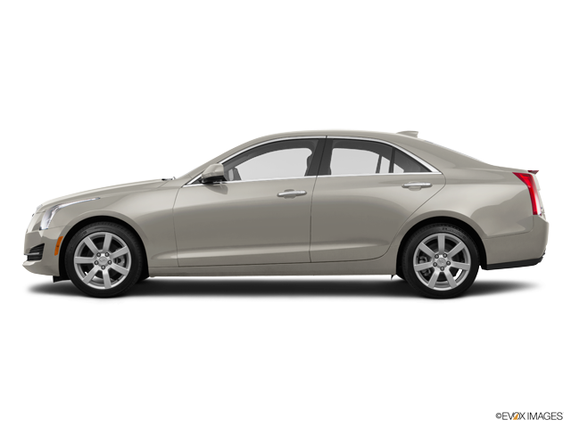 2015 Cadillac ATS Sedan Standard AWD