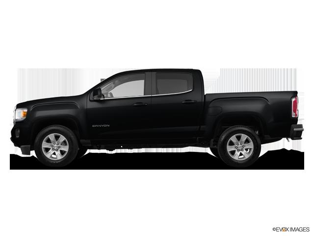 2015 GMC Canyon 4WD SLT
