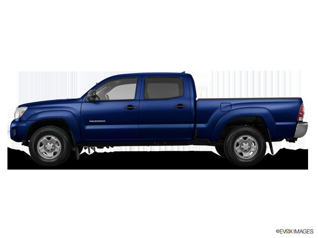 2015 Toyota Tacoma STD