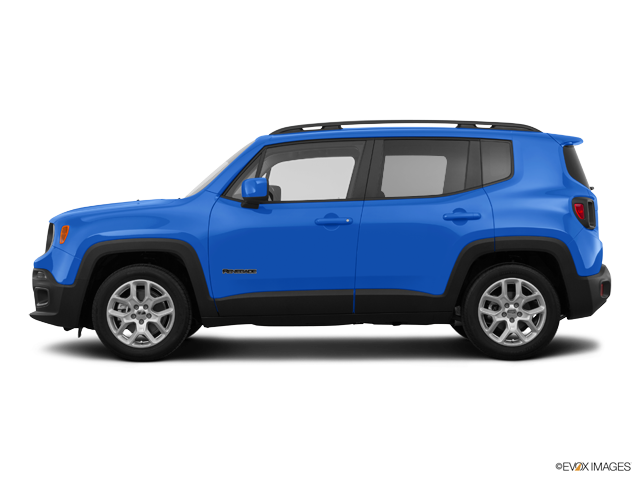 2015 Jeep Renegade Latitude-4x4