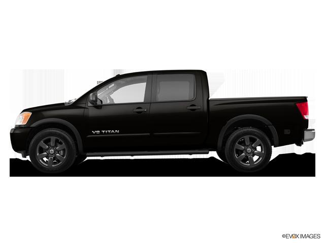 Used 2015 Nissan Titan In North Little Rock, AR