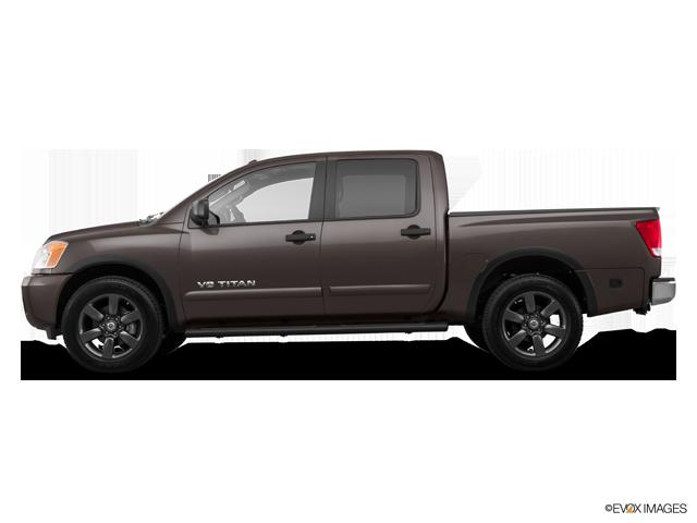 Used 2015 Nissan Titan in Arlington, TX