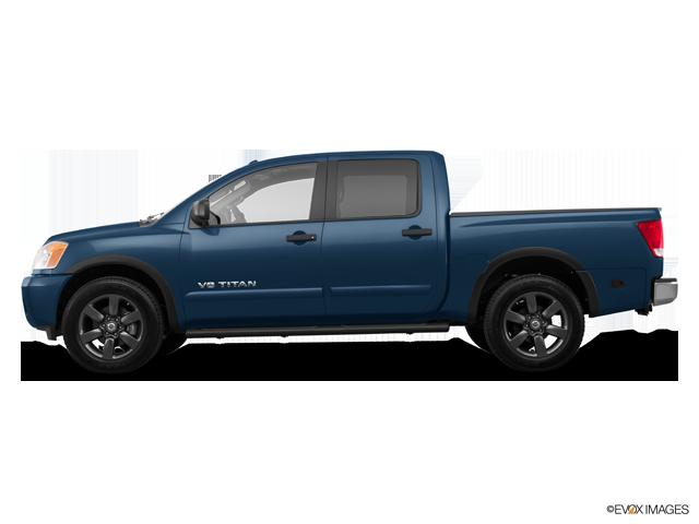 Used 2015 Nissan Titan in Lumberton, NC