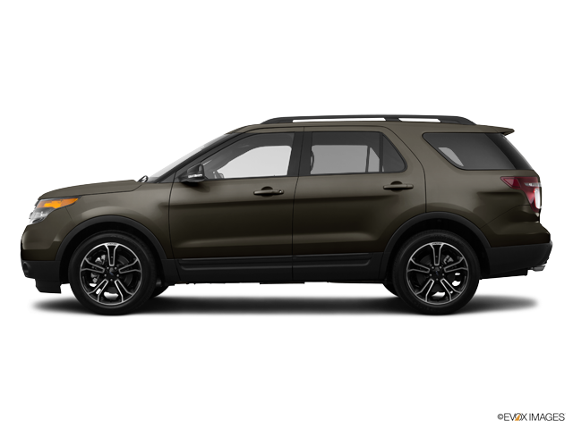 Used 2015 Ford Explorer in Barberton, OH