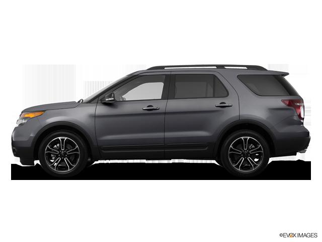 Used 2015 Ford Explorer in Lexington, SC