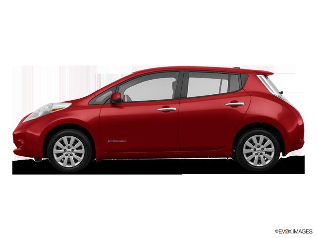 Used 2015 Nissan LEAF in Santa Barbara, CA