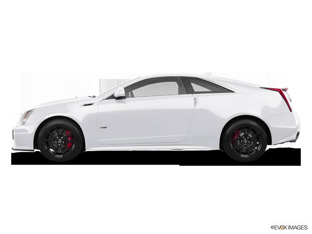 2015 Cadillac CTS-V Coupe Base